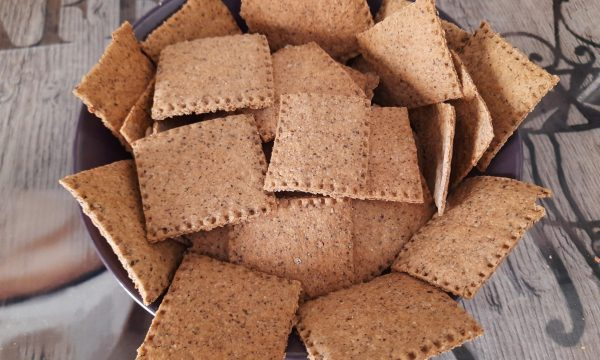 Cracker alla Canapa