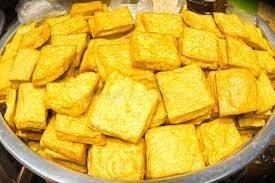 Tofu di Ceci – Tofu Burmese