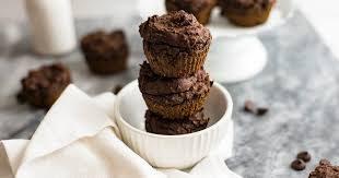 Muffin Light Senza Glutine né Uova