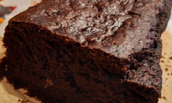 Tortina di Avena al Cacao