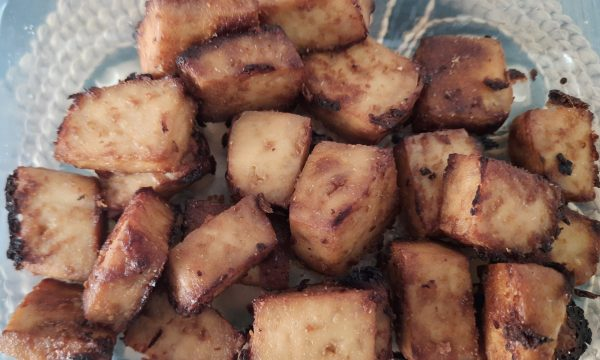 Il Tofu Reso Molto Interessante