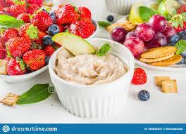 Crema Dolce Vegetale – Hummus Dolce