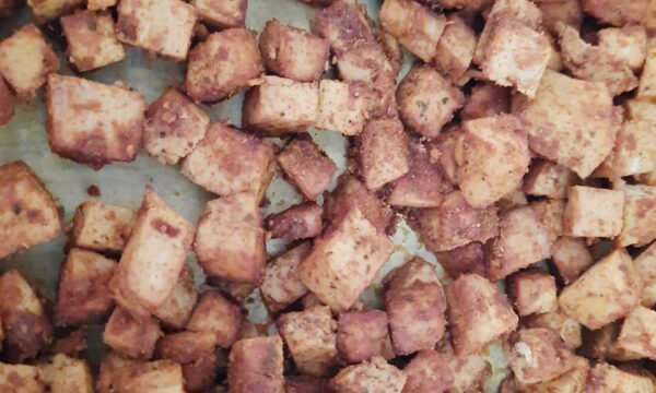 Dadolata di Tofu