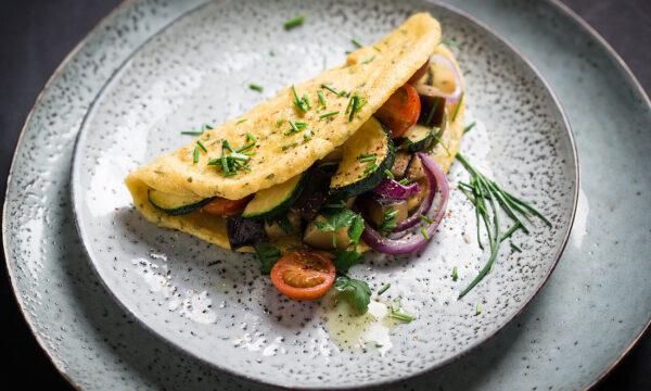 Frittata/Omelette senza Uova