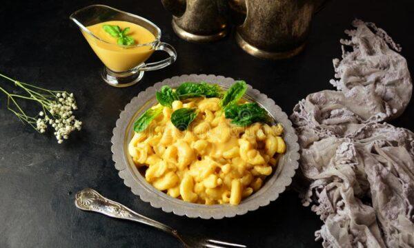 Crema al Formaggio Vegana (per Mac and Cheese Vegetale)*